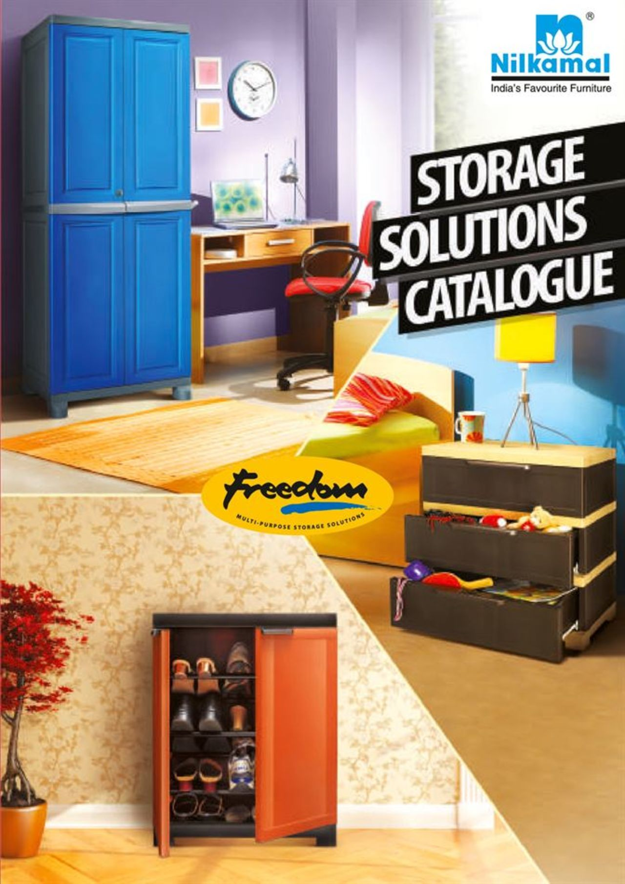 Nilkamal catalogue valid from 06/05/2019 - page number 1